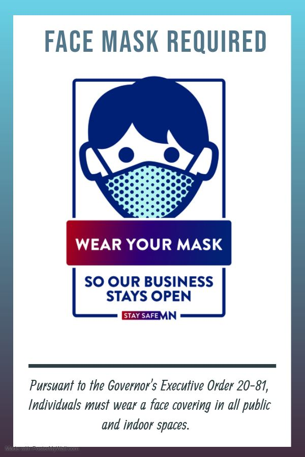 WEAR A FACE MASK TO ENTER PROPERTY FLYER - Made with PosterMyWall (2)