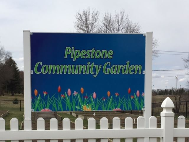 Pipestone Community Garden